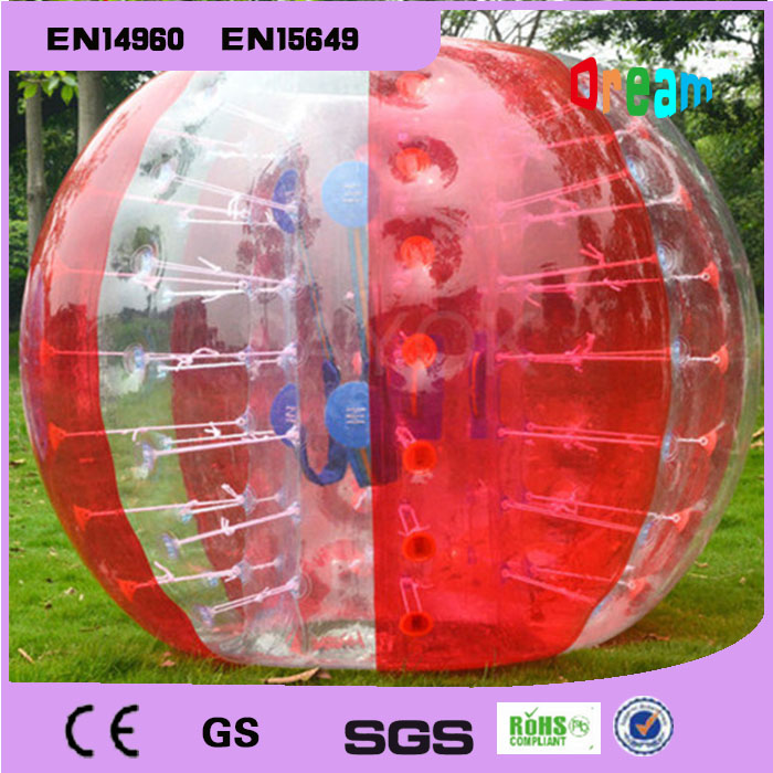 Free Shipping 0.8mm PVC 1.7m Inflatable Air Bumper Ball Body Bubble Football Bubble Soccer Zorb Ball For Sale Zorb Ball