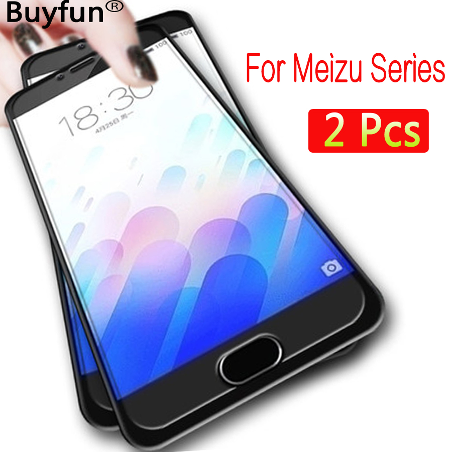 Gerai Tempered Glass Screen Protector For Meizu M3 Note Spec Dan Myuser Clear 2 Pcs 3s M3s U10 U20 Mx4 Mx5 Pro 5