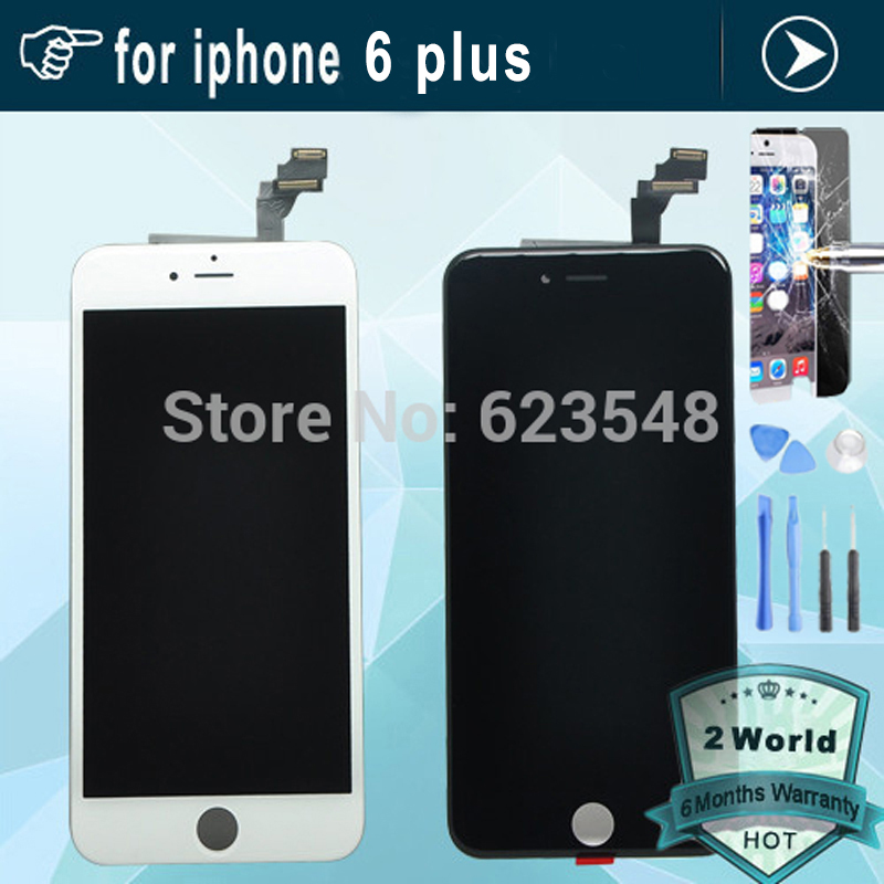 tested For iPhone6 4 7 for iphone 6 plus 5 5 LCD Display LCD font b
