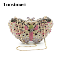 Evening Bags For Women Fashion Brand Designer Handcraft Day Clutch Bags New Party Crystal Handbags Clutches