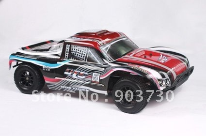 Wholesale price of RH1018 named DT5 EBD - 1/10 Scale 4WD Electric Short Course Truck +RTR!