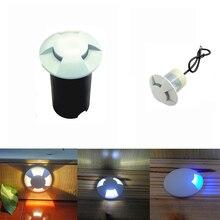 Pack Of 10 Deck Light For Garden Waterproof Patio Paver Underground Light  12V Or 100 240V Voltage Outdoor Floor Lamps
