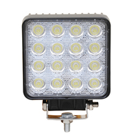 48W LED Car Light Work Lights For Offroad ATV Engineering Vehicles Floodlight Tractor Lamps Boat SUV
