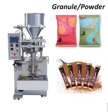 Automatic Small Granule Particle Grain Coffee Packer Bag Packing Machine