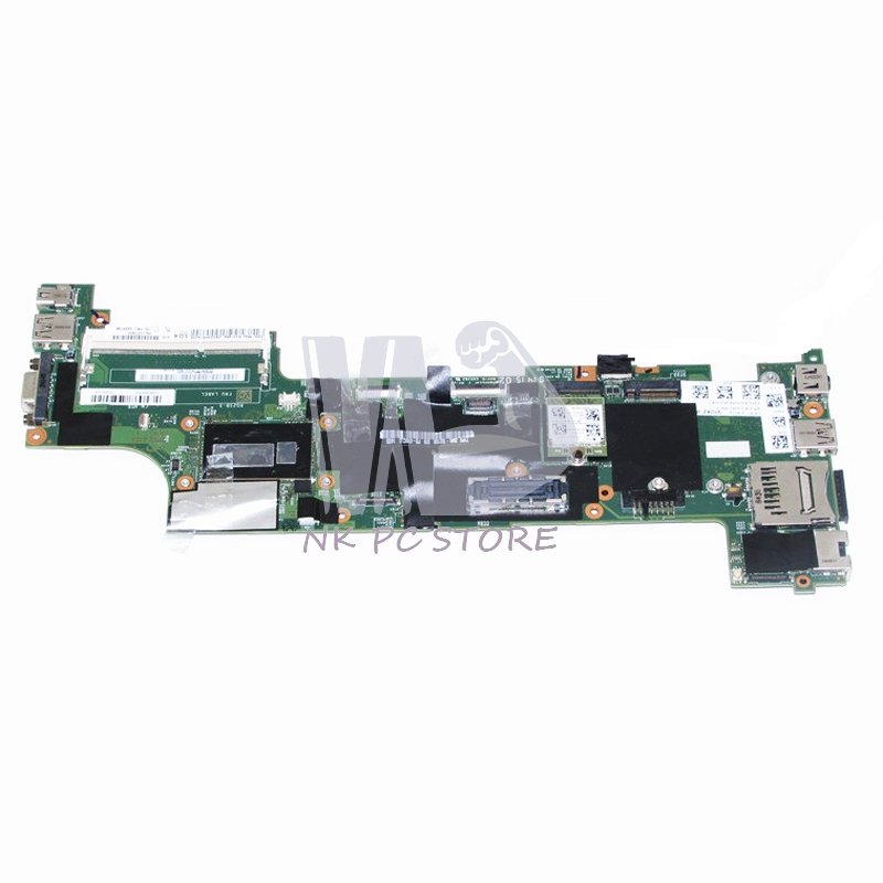 NOKOTION FRU 04X5168 Notebook PC Motherboard For Lenovo Thinkpad X240 Main board VIUX1 NM-A091 i3 CPU onboard NOKOTION FRU 04X5168 Notebook PC Motherboard For Lenovo Thinkpad X240 Main board VIUX1 NM-A091 i3 CPU onboard