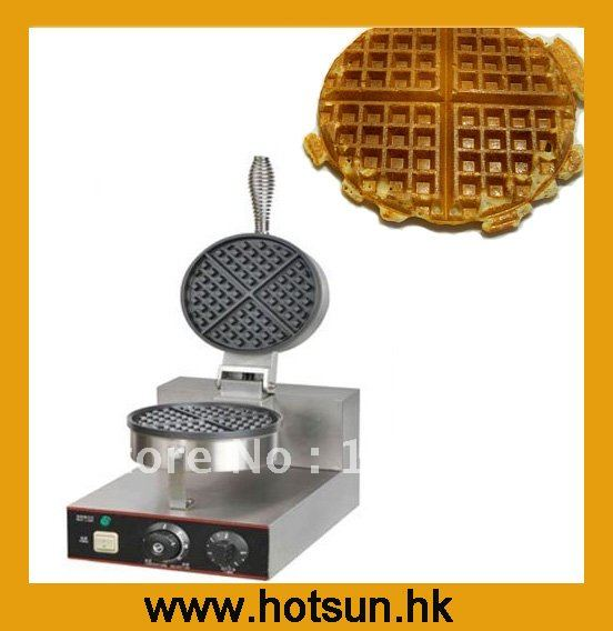 Hot Sale 110V/220VCommercial Use Waffle Iron Maker hot sale fashion hot sale coconut palm iron wall hanging basket