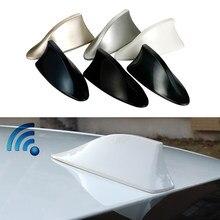 For suzuki grand vitara liana swift sx4 jimny auto aerial with blank radio signal car antena roof shark fin antenna 3M sticker(China)
