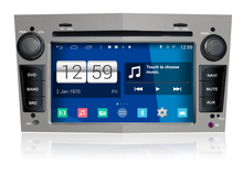 S160 Android Car Audio FOR OPEL MERIVA/VIVARO/ZAFIRA car dvd gps player navigation head unit device BT WIFI 3G