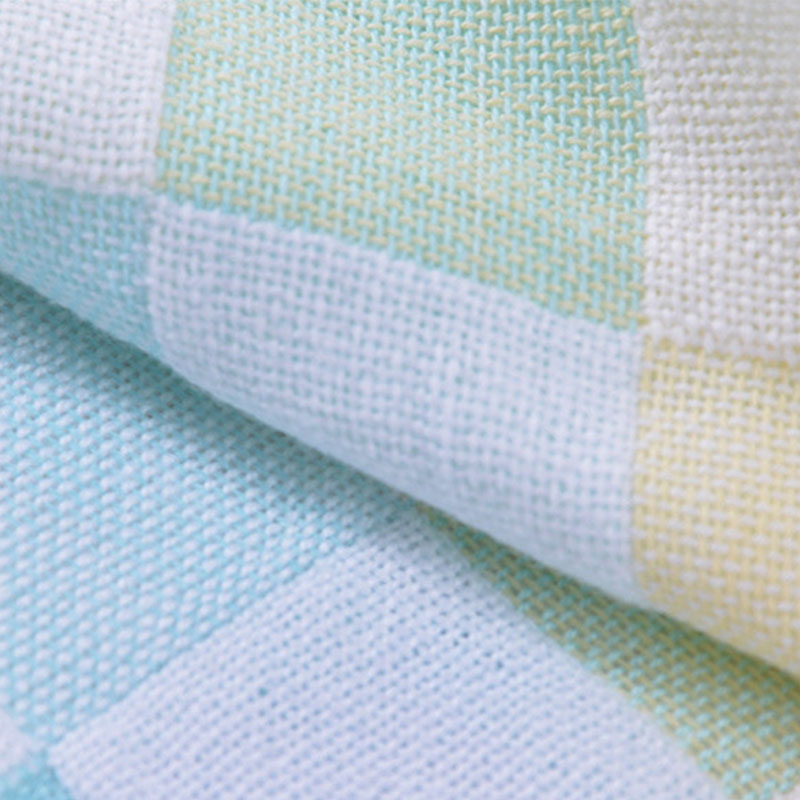 1PC Baby Cotton Soft Gauze Washcloth Bath Towel Bathing Feeding Wipe Cloth SP