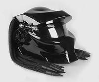 2018 New ABS Motorcycle Anti Fall Anti impact Helmet Protection Windproof Helmet Retro Helmet For Unisex size L XL