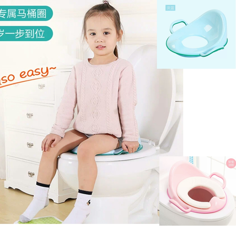 Peachy Us 14 41 39 Off Cushion Padded Baby Boys Girls Child Portable Potty Training Toilet Seat Kid Pee Potty Toddler Chamber Pot Baby Potty Safe Seat In Evergreenethics Interior Chair Design Evergreenethicsorg