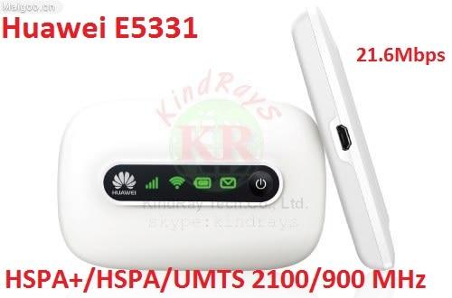 Huawei E5331 3g Hotspot-Router Hspa 3g Wifi MIFI-Dongle 21mbps 3G-WLAN-Hotspot 3G-Router pk e5220 e5330 e5251 e587