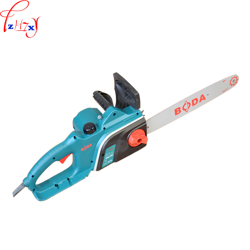 Electric chain saw CS9-405 handheld chain saw wood power tool logging woodworking equipment electric chain saw 220V 1600W