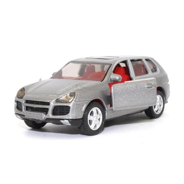 Siku 1 64 Porsche Cayenne Suv Cast Alloy Car Model Kids Toys Collection Decoration Gift
