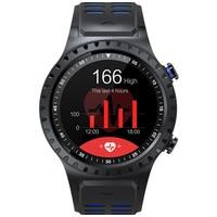 M1 Waterproof Heart Rate Monitor Barometer GPS Tracker SIM Multi Sport Mode Bluetooth Multifunctional Clock Smart Watch Outdoor