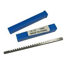 Knife Keyway Broach Cutting-Machine-Tool Metric for 2mm Steel Push-Type High-Speed Sized
