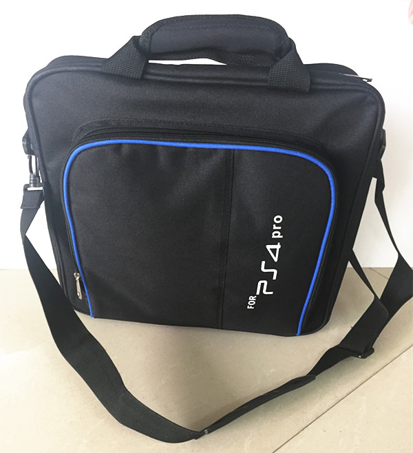PS4 Pro Game System Bag Travel Storage Shell Carry Case Dual Charging Dock Station Charger For Sony Playstation 4 Pro PS4 Pro in Bags from Consumer Electronics