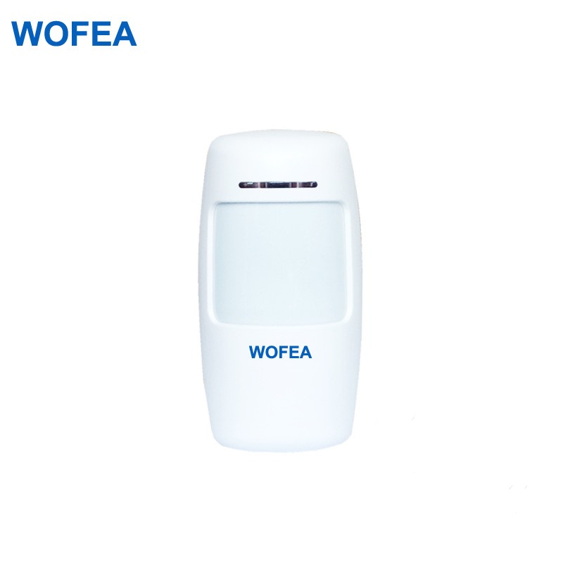 WOFEA Metal Fern Drahtlose App steuerung Home Security GSM ...