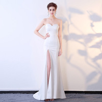 Off Shoulder 2017 Sexy Dresses White Autumn Winter Vintage Costume Women Evening Party Formal Club Long Ladies Fall Red Dress