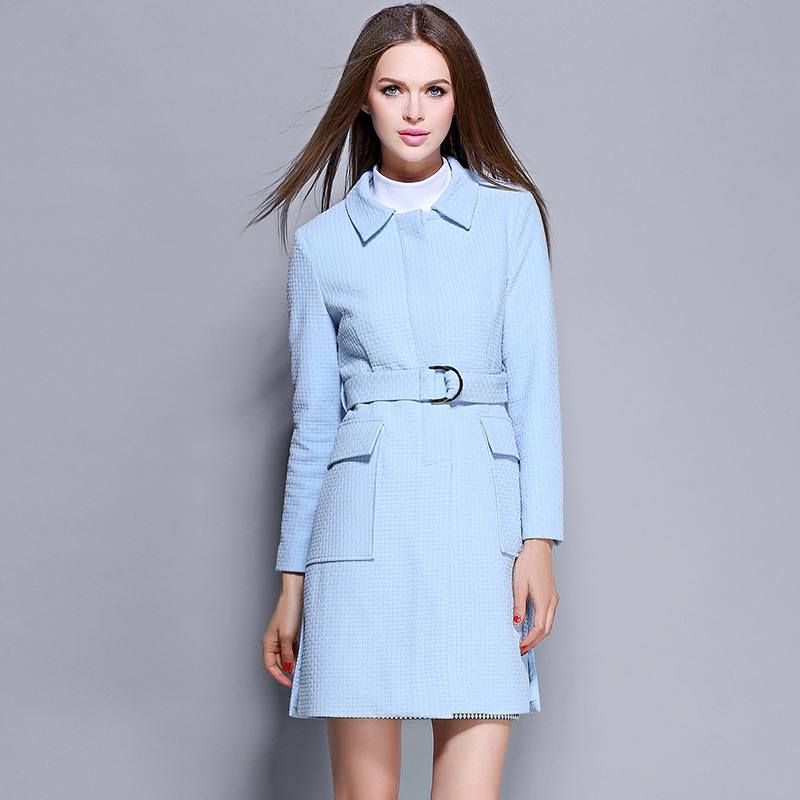 Trench Coat Dress Promotion-Shop for Promotional Trench Coat Dress