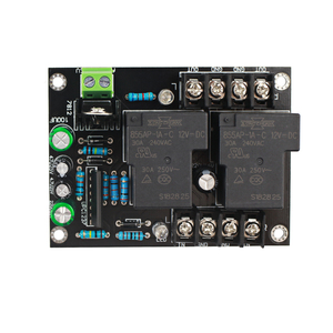 Image 3 - Ghxamp 30A UPC1237 Speaker Protection Board For Amplifier High Power Stereo Loudspeaker Protection Finished Board AC 12V 16V 1PC