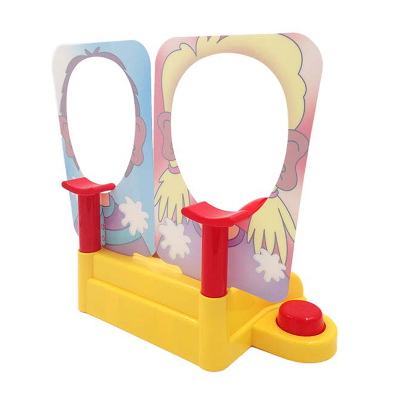 Elsadou Pie Face Double Shoot Family Game Toys