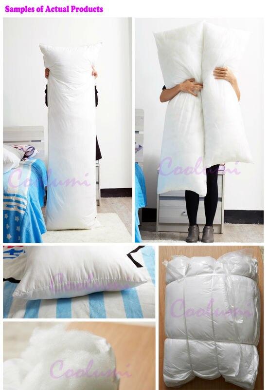coolumi pillow inner throw pillow inner life size pillow inner huge pillow inner