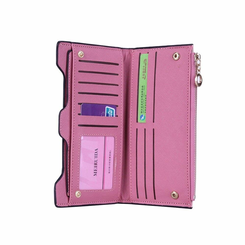 cartão de bolsa carteira feminina Material Principal : Plutônio