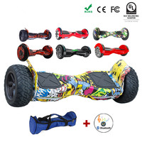 Hoverboard 6.5 INCH Kick Scooter Adults Gyroscooter Electric Skateboard Balance Board Gyro Scooter EU warehouse