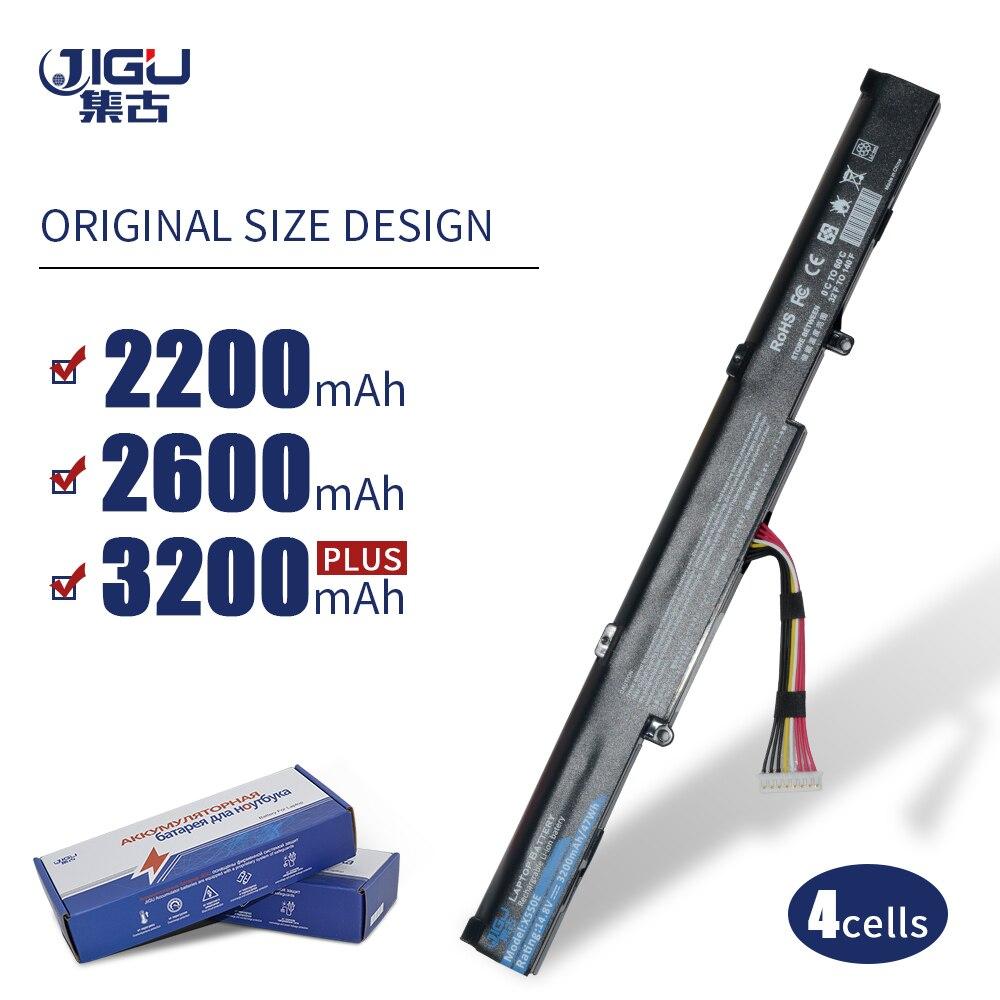 JIGU New Battery A41-X550E For ASUS X 450 A450 X450J X450JF A450C A450J A450V A450E X750LN