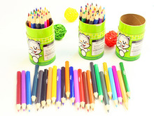 24 Color Crayon De Couleur Yeezy Students Painting Special Color Lead DOODLE PEN lapis De Escrever  Colour Pencil