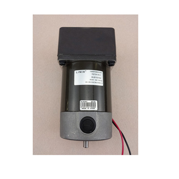цена на Double output shaft motor Permanent magnet DC gear motor 76ZY24-50-C/80JB15G1032 new original