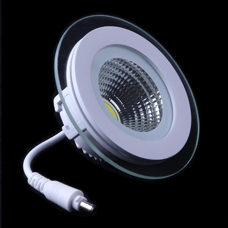 Led downlight cob dimmable 7w 10w 12w 15w 20w 30w led cob - Downlight led 20w ...