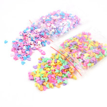 20g Charms Addition Sprinkles Slime Filler for Fluffy Mud DIY Fluffy slime Supplies chocolate Cake Dessert Dessert model Kit(China)