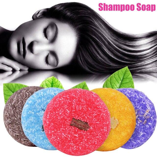 De alta Qualidade da Fragrância Sabão Shampoo Cuidado Do Cabelo Nutrindo Óleo Anti Caspa Controle de Sabonetes Artesanais Para O Cuidado Do Cabelo