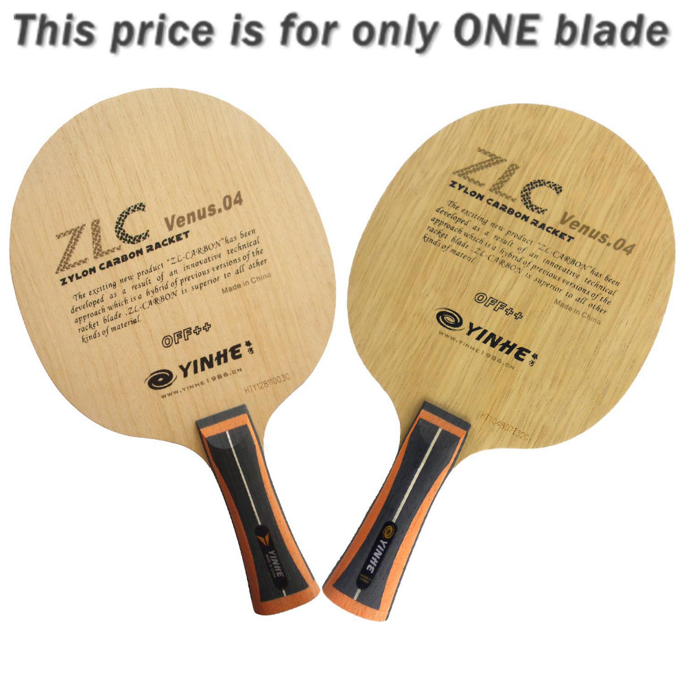 Milky Way  Yinhe ZL Venus V V V Table Tennis Blade