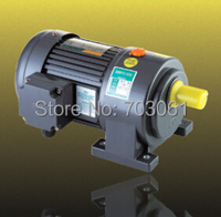 100W output power 22mm small AC gear motor 3 phase motor with 2# gearbox ratio 60~100