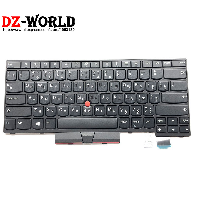 New/Orig for lenovo Thinkpad T470 T480 A475 Keyboard Russian No Backlight Teclado RU 01HX361 01HX321 01HX401 new original for lenovo thinkpad t470 t480 a475 us english backlit keyboard backlight teclado 01ax569 sn20l72890 01ax487 01ax528