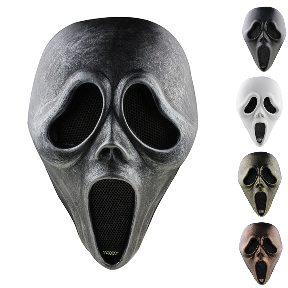 Popular Ghost Airsoft Mask-Buy Cheap Ghost Airsoft Mask lots from ...