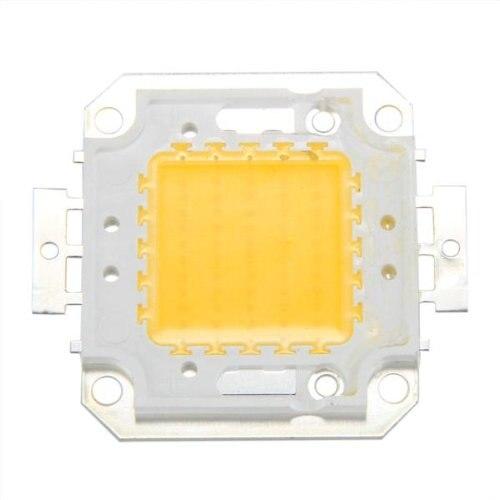 3800lm 50 Вт светодиод чип лампа свет теплый белый высокой Мощность DIY