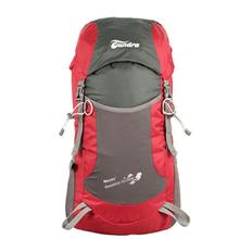 new arrival Double-shoulder  mountaineering bag foldable nylon  backpack  travel backpacks free shipping Q3