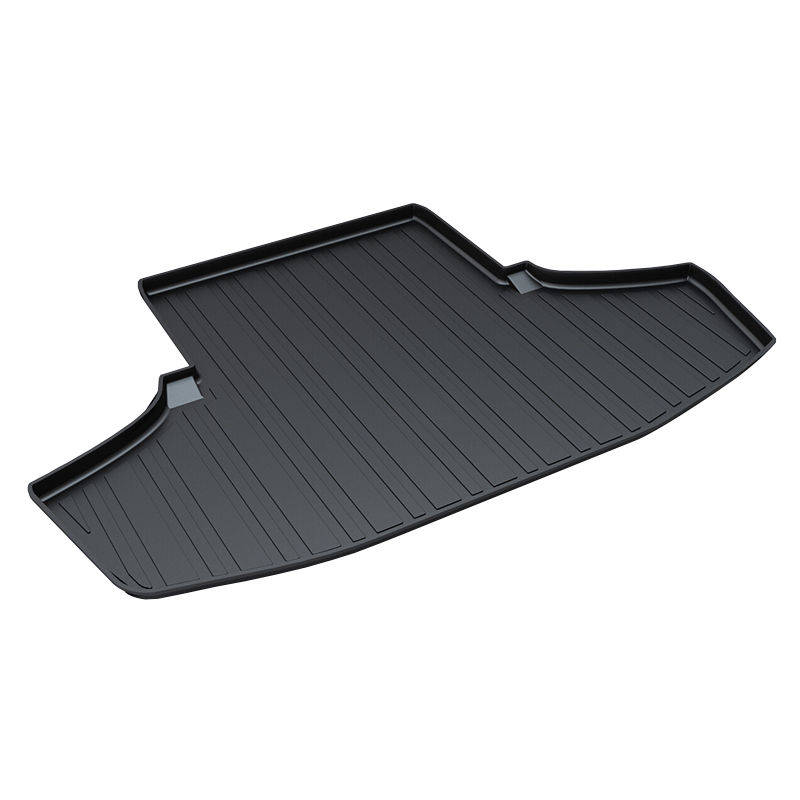 Heated Trunk Tray Mat for LEXUS GS Car Trunk Mat Carpet Interior custom fit car trunk mat for nissan altima rouge x trail murano sylphy versa tiida 3d car styling tray carpet cargo liner