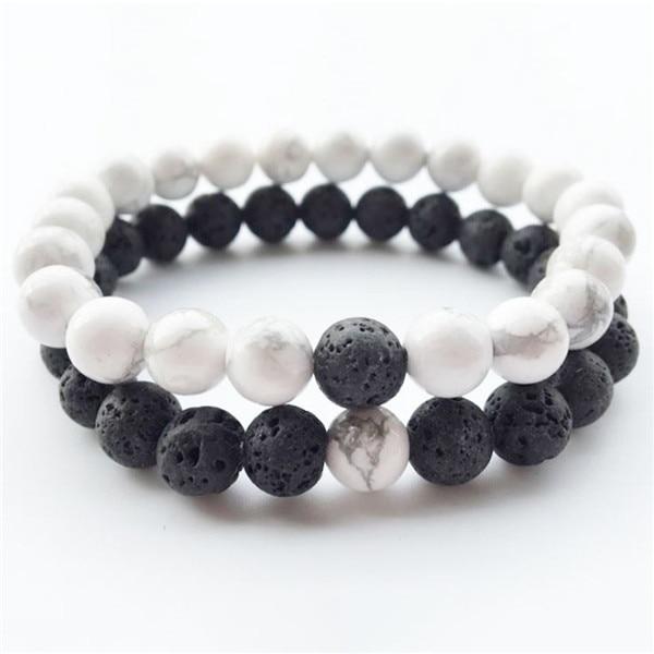 Black White Natural Stone...