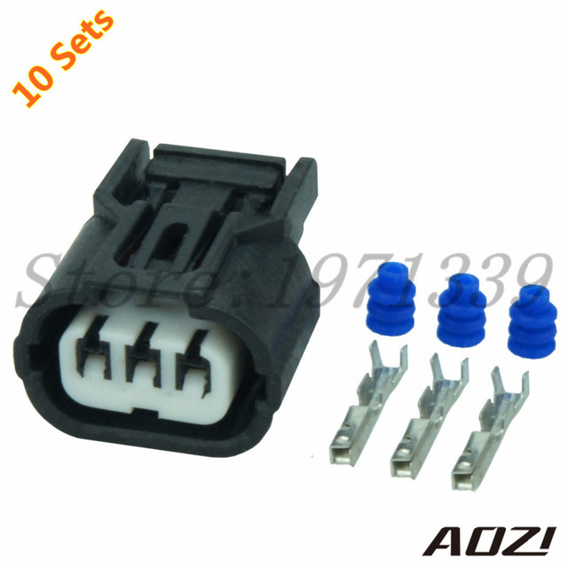 10 sets auto wiring connector 6189 0887 for car parts 1 2mm terminal rh aliexpress com Electrical Wiring Harness Connectors Automotive Wire Connectors
