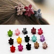 50pcs Korean children hair ornaments cute mini hairpins girls crab grasp folder baby headdress hairpin wholesale Ed