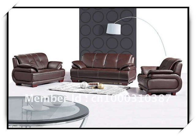 Exceptionnel High Quality Half Leather Sofa(bulk Order) Factory Export