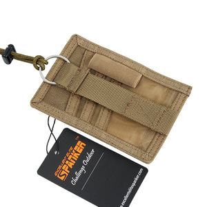 Image 4 - EXCELLENT ELITE SPANKER Hunting ID Holder Tactical Pouch File Folder Organizer Bag Military  Two in One with Chest Hanging
