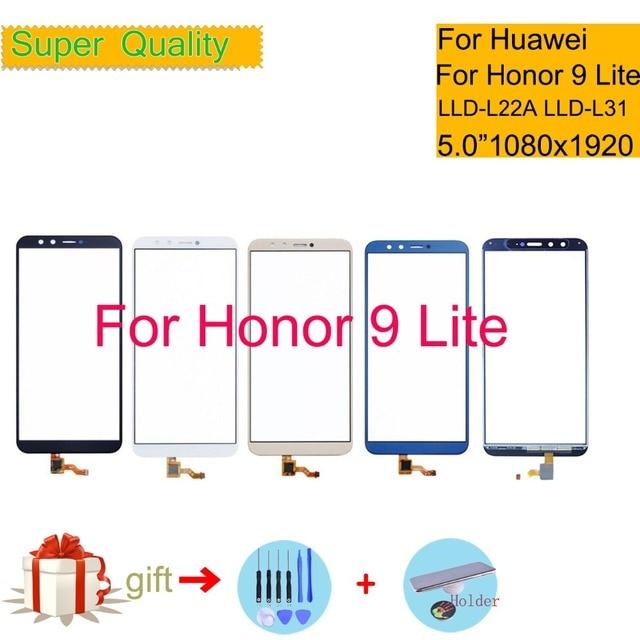 Màn hình cảm ứng Cho Huawei Honor 9 Lite 9 LITE LLD-AL00 LLD-AL10 LLD-TL10 LLD-L31 Màn Hình Cảm Ứng Bảng Điều Khiển Cảm Biến Bộ Số Hóa Mặt Trước Sau