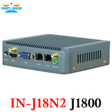 Duad Core J1800 Mini PC Nano computer Dual LAN Support wifi/3G