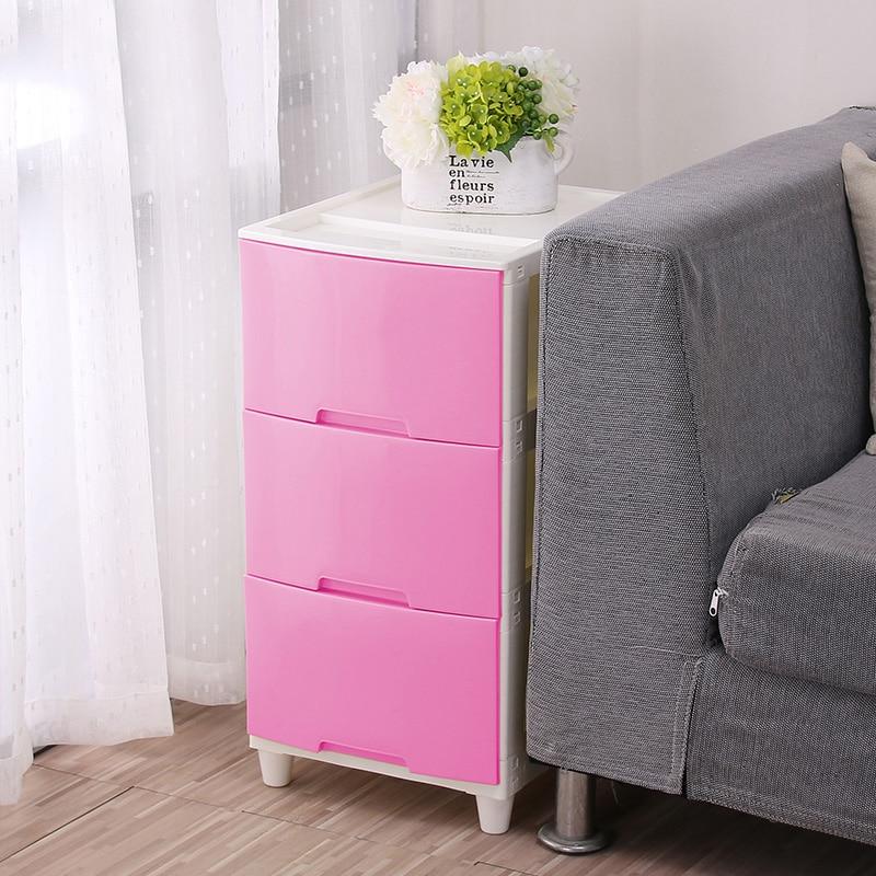 Idee dressoir roze afbeeldingen : Aliexpress.com: Koop Roze 3 Lade Opbergdoos, 3 Lade Dressoir, goed ...